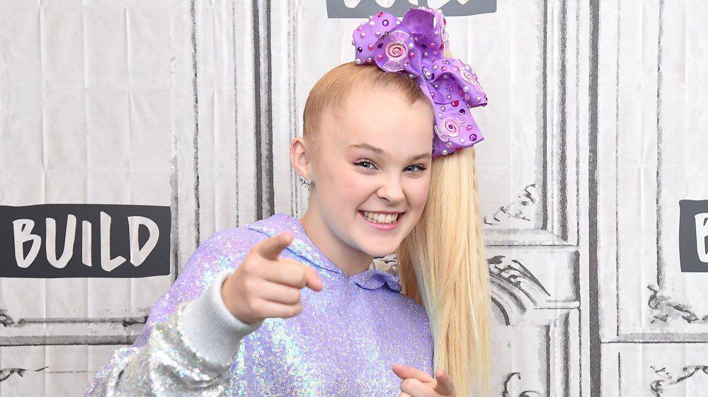 Jojo Siwa Slams Internet Trolls Who Claim She Has A Receding Hairline Jojo Siwa Jojo Hairline