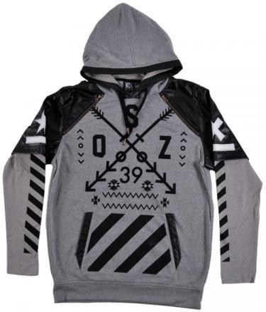 ENF3520 GREY * 13.90 each Urban wear, Zero clothing