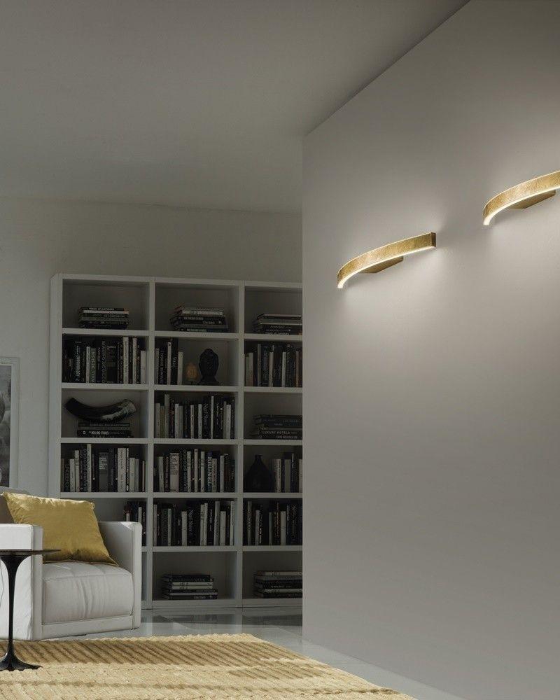 Led Wandleuchte Loop 60cm Mit Bildern Wandleuchte Led Led Wand