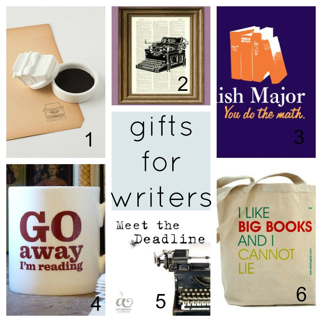 gift ideas for writers and readers | on writing | pinterest | writer