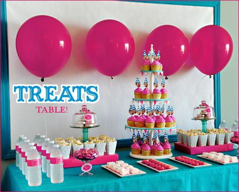 REAL PARTIES One Year Old In A Flash Birthday Party Hostess With The MostessR Good