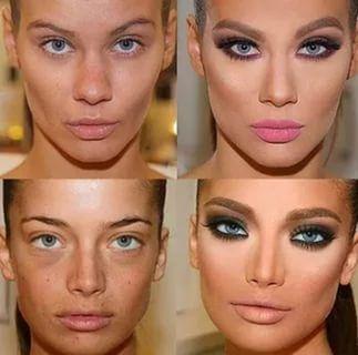 секреты макияжа от визажистов пошагово фото: 12 тыс изображений найдено в Яндекс.Картинках