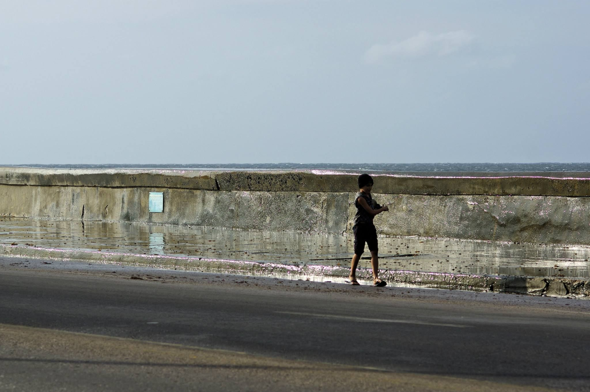 El Malecon, Habana, Cuba, par Lianet Jardines