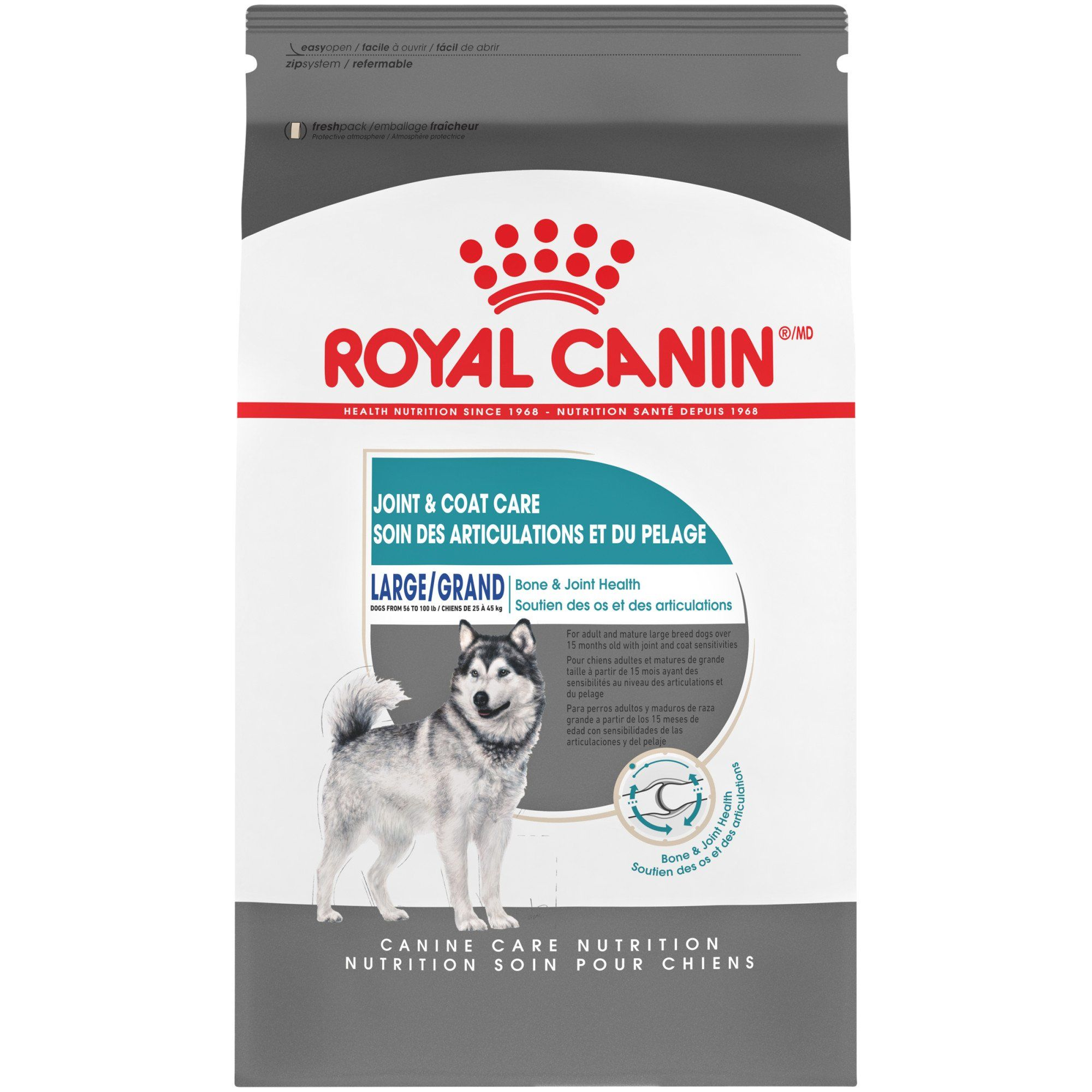 Royal Canin Size Health Nutrition Maxi Joint Coat Care Dry Dog