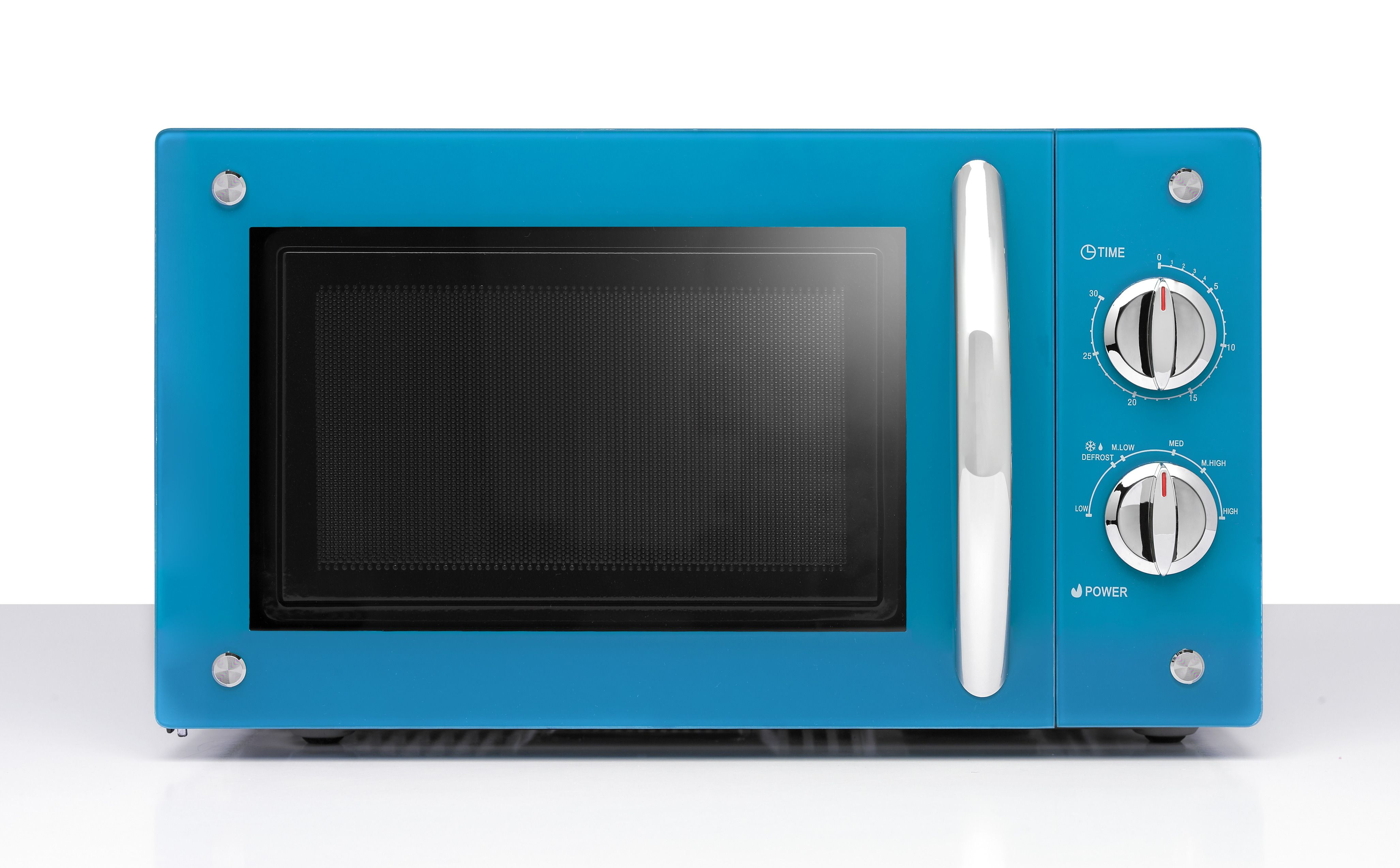 Funky Teal Microwave From Wilkinsons 163 45 Doing It For