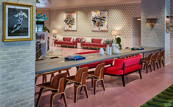 Interior design firm AJ Capital Partners featured What a Gem 6370