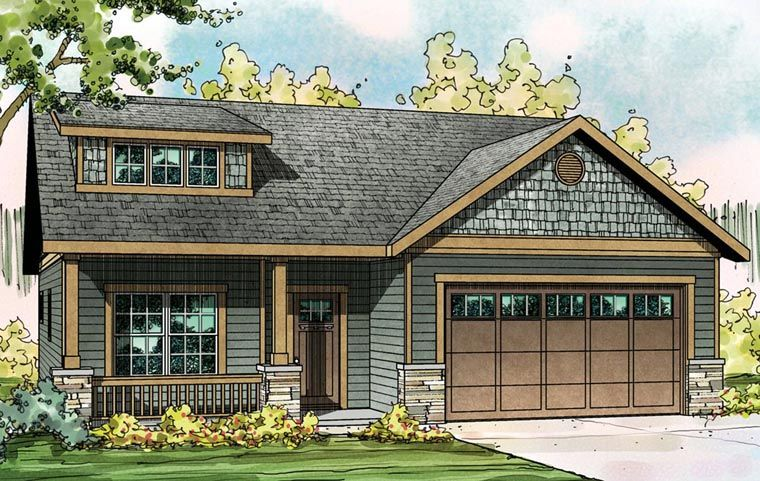 Small Ranch House Plans 72056da_f1_14792085771487326127 charming ranch for small lot 72056da 1st floor master suite on ranch house Bungalow Contemporary Craftsman Ranch House Plan 60922