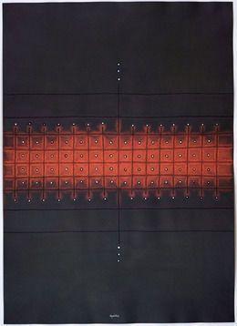 Sohan Qadri, 'Agmas,' 2008, Sundaram Tagore Gallery