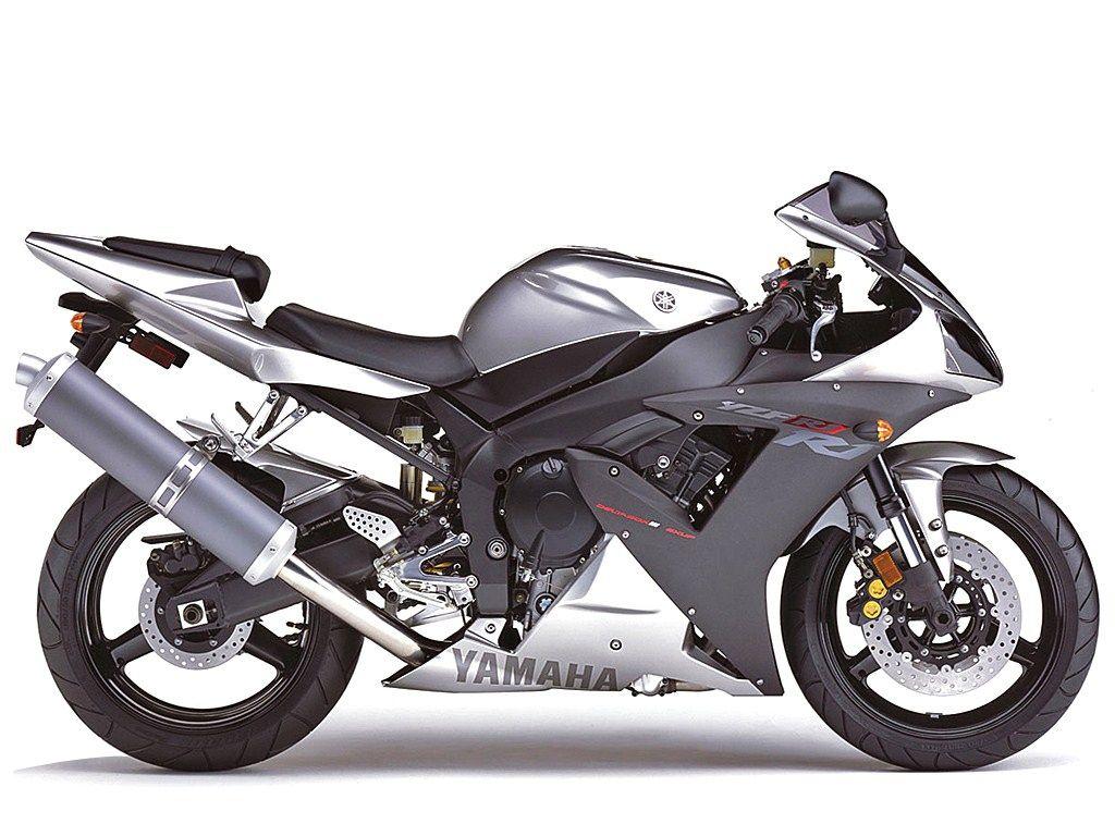 2002 silver yamaha yzf-r1 | Home Bikes Yamaha 2002 YZF-R1
