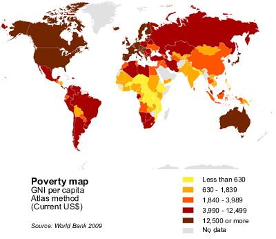 Organizations Such As The Asian Development Bank ASD Aim To - Extreme poverty map