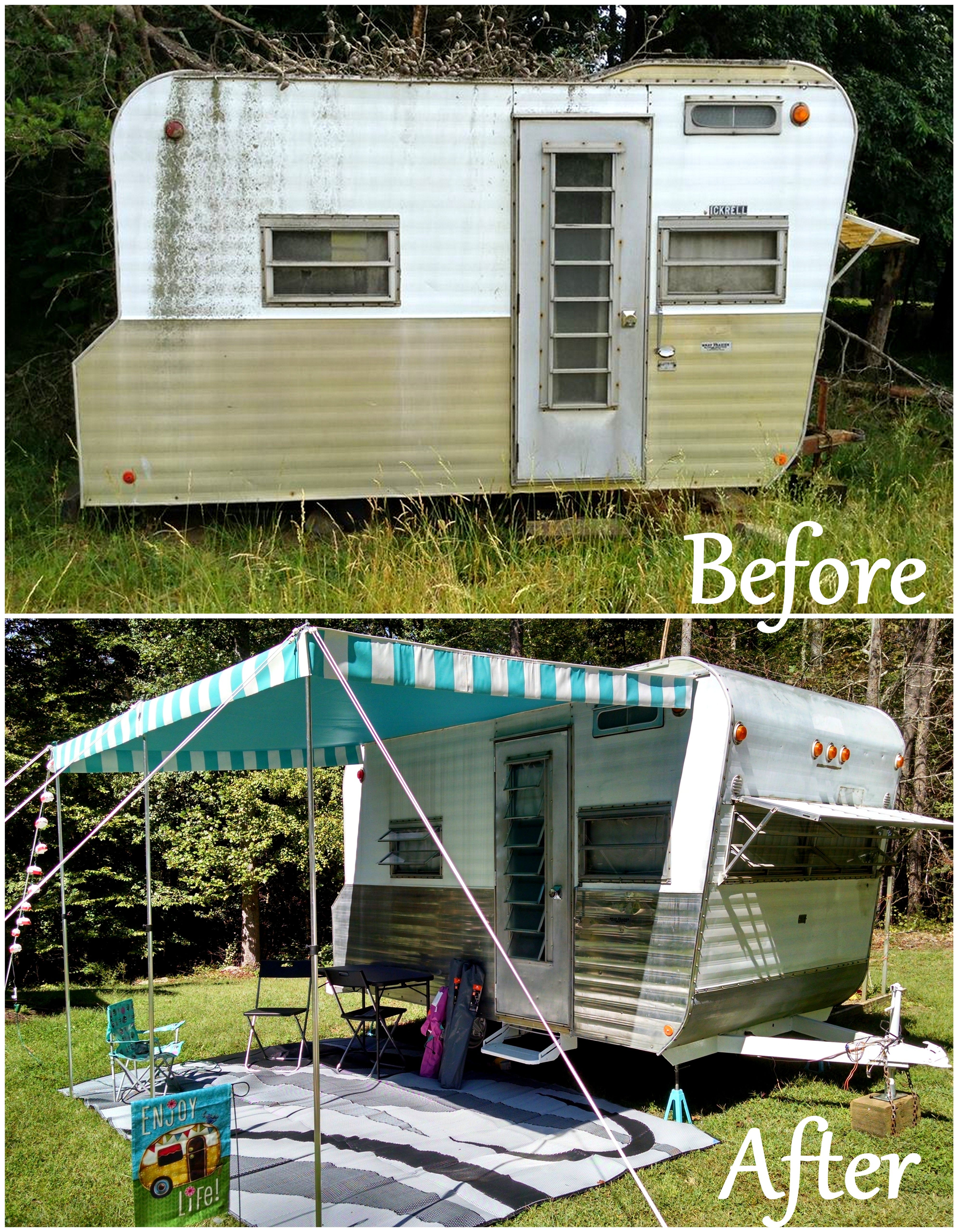 Pin By Tina Mitchell On Vintage Campers In 2020 Vintage Camper Remodel Vintage Camper Remodeled Campers