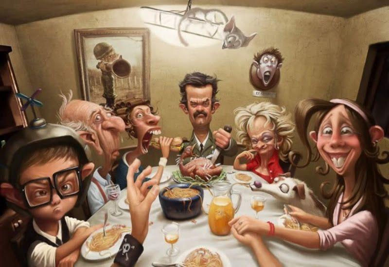 Claves sobre el estrés familiar: cuando la familia ahoga ...