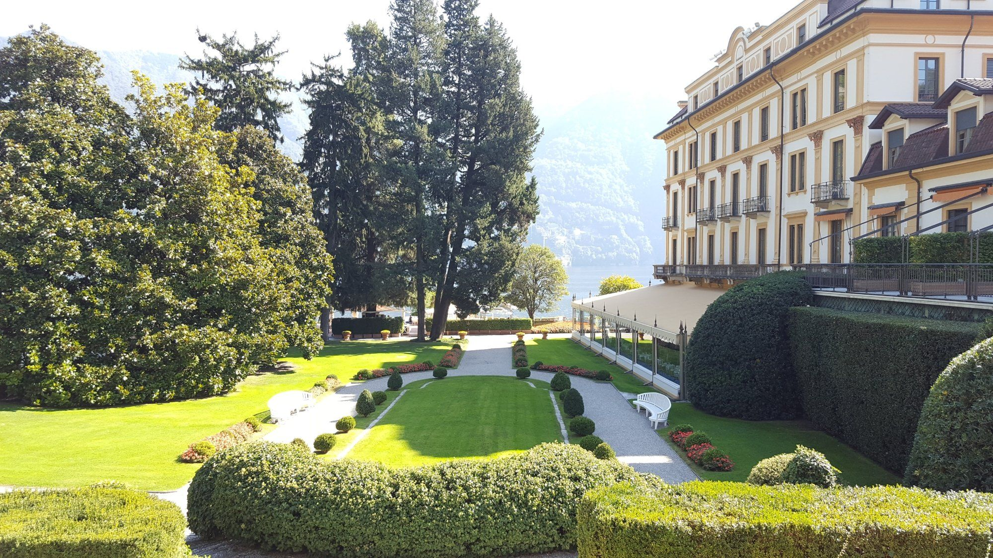 Villa d'Este UPDATED 2018 Prices & Hotel Reviews (Lake