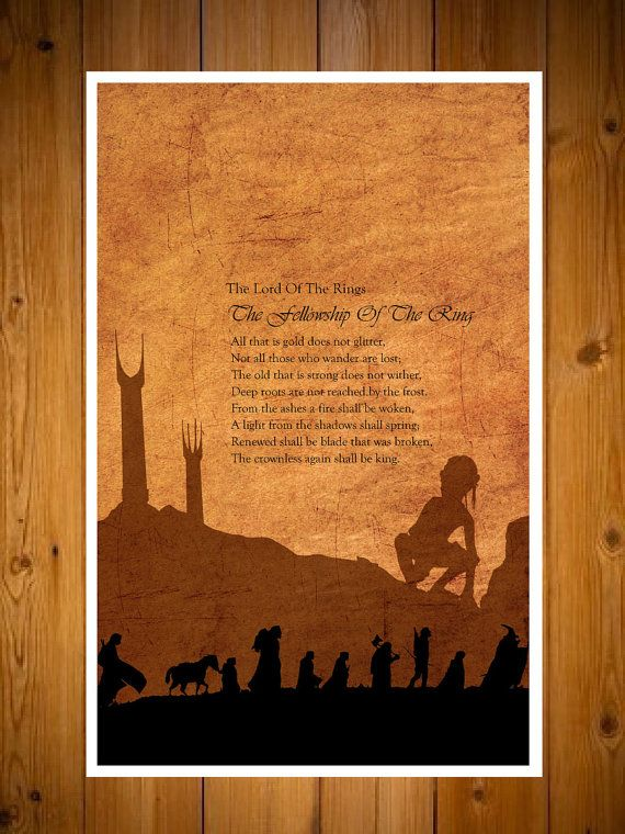 Lord Of The Rings Ring Quote The Lord Of The Ring Poster Set With Quotesposterexplosion .