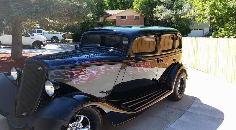 1933 Ford 4 Door Sedan For Sale By Owner Colorado Springs Co Oldcaronline Com Classifieds Photo Colorado Springs Hot Rods