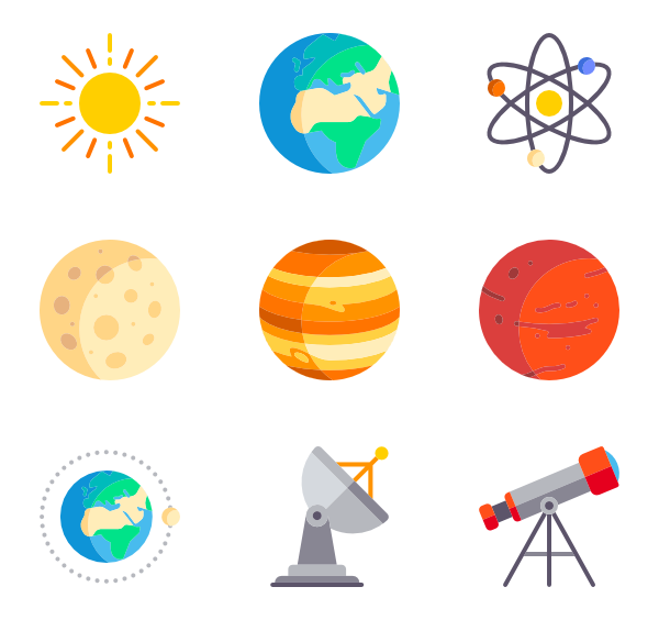 Space icon png