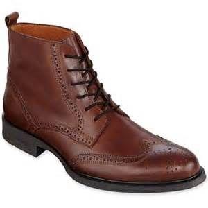 25134b93fb014 Stafford® Camlin Mens Boots