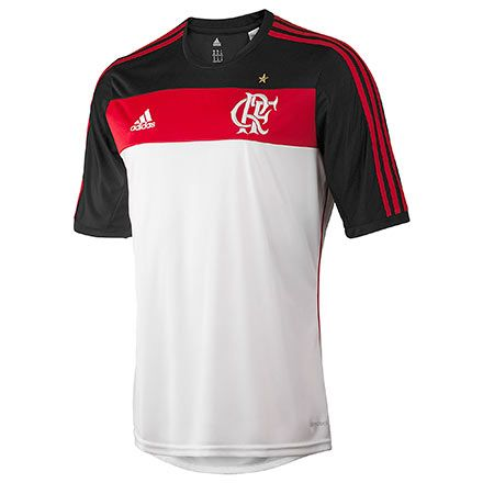 70d7543df4 Camisa Flamengo away 2013 Adidas