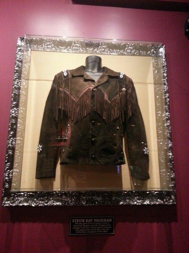 Stevie Ray Vaughan's jacket