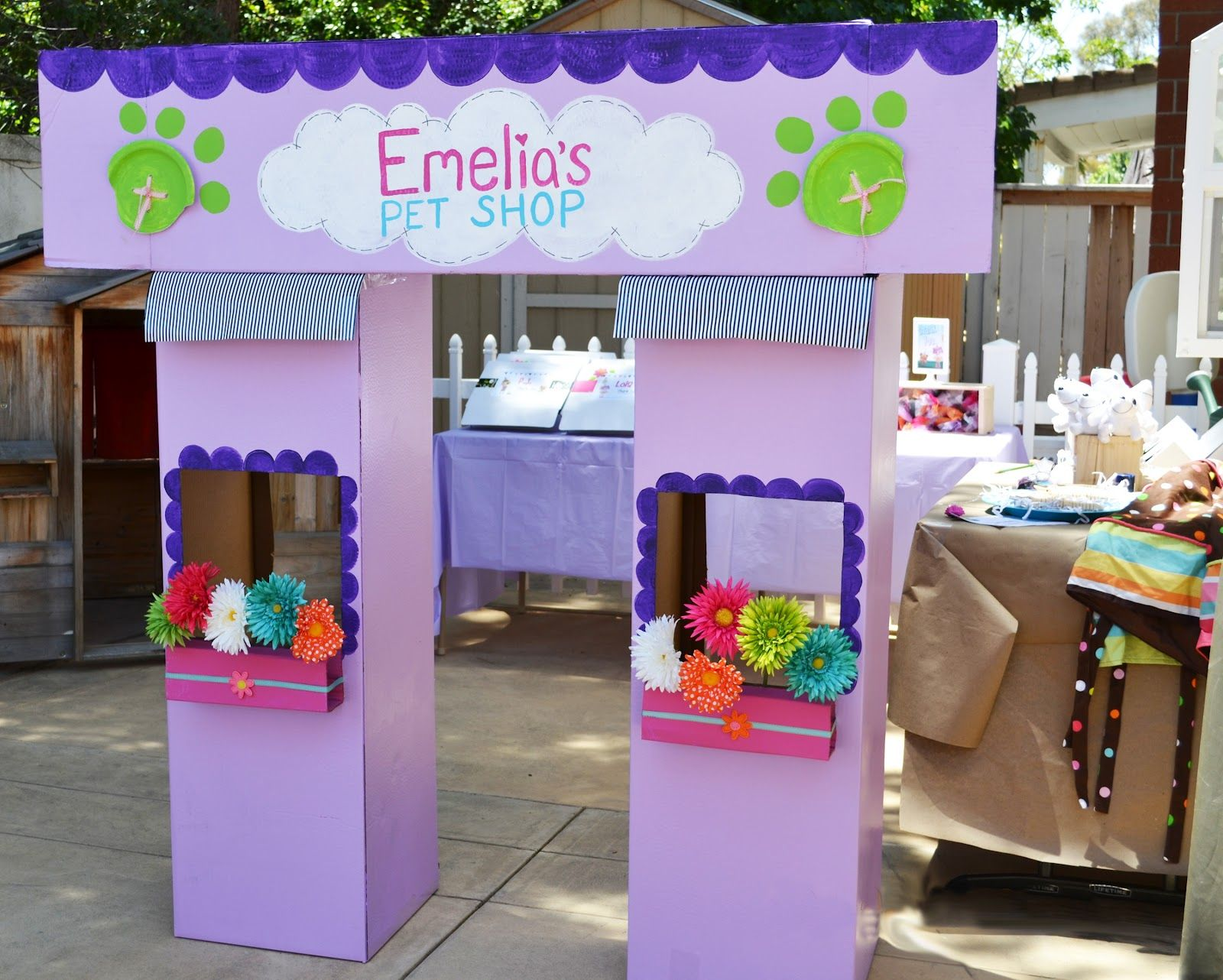 Creatively Quirky at Home Emelias 6th Birthday a Lalaloopsy Pet