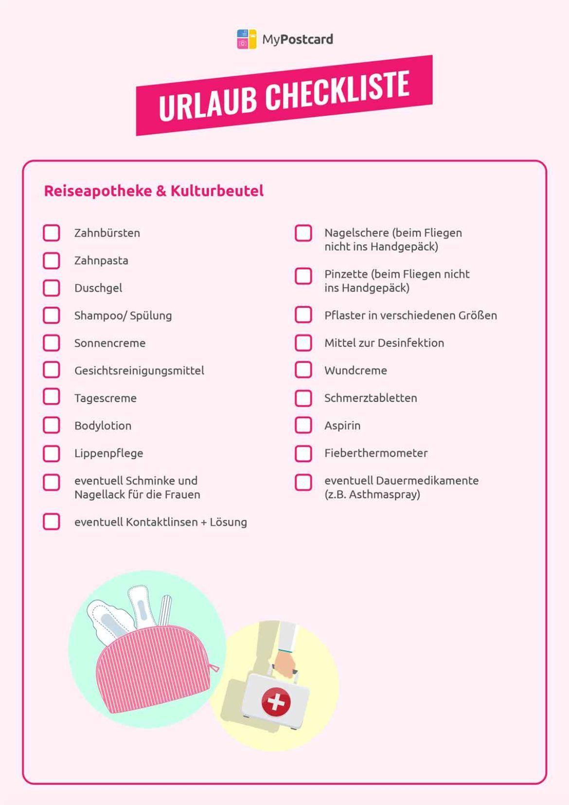 Projekt Packliste Sommerurlaub Die Komplette Checkliste Fur