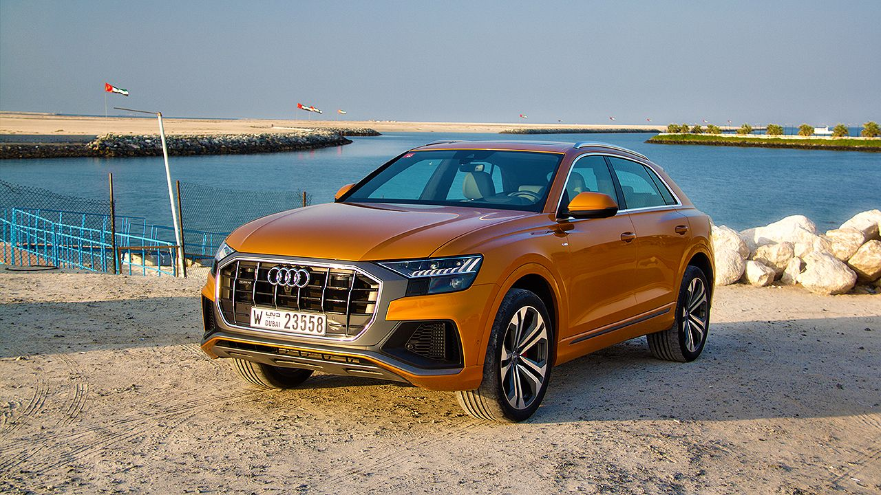 Ultimate family review of the new Audi Q8 Audi, Family