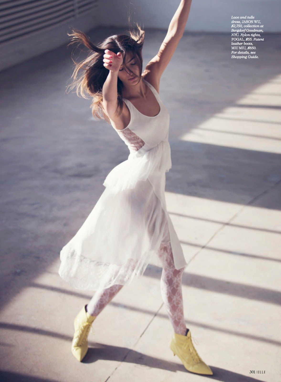 visual optimism; fashion editorials, shows, campaigns & more!: sweet surrender: lily aldridge by david bellemere for us elle april 2014