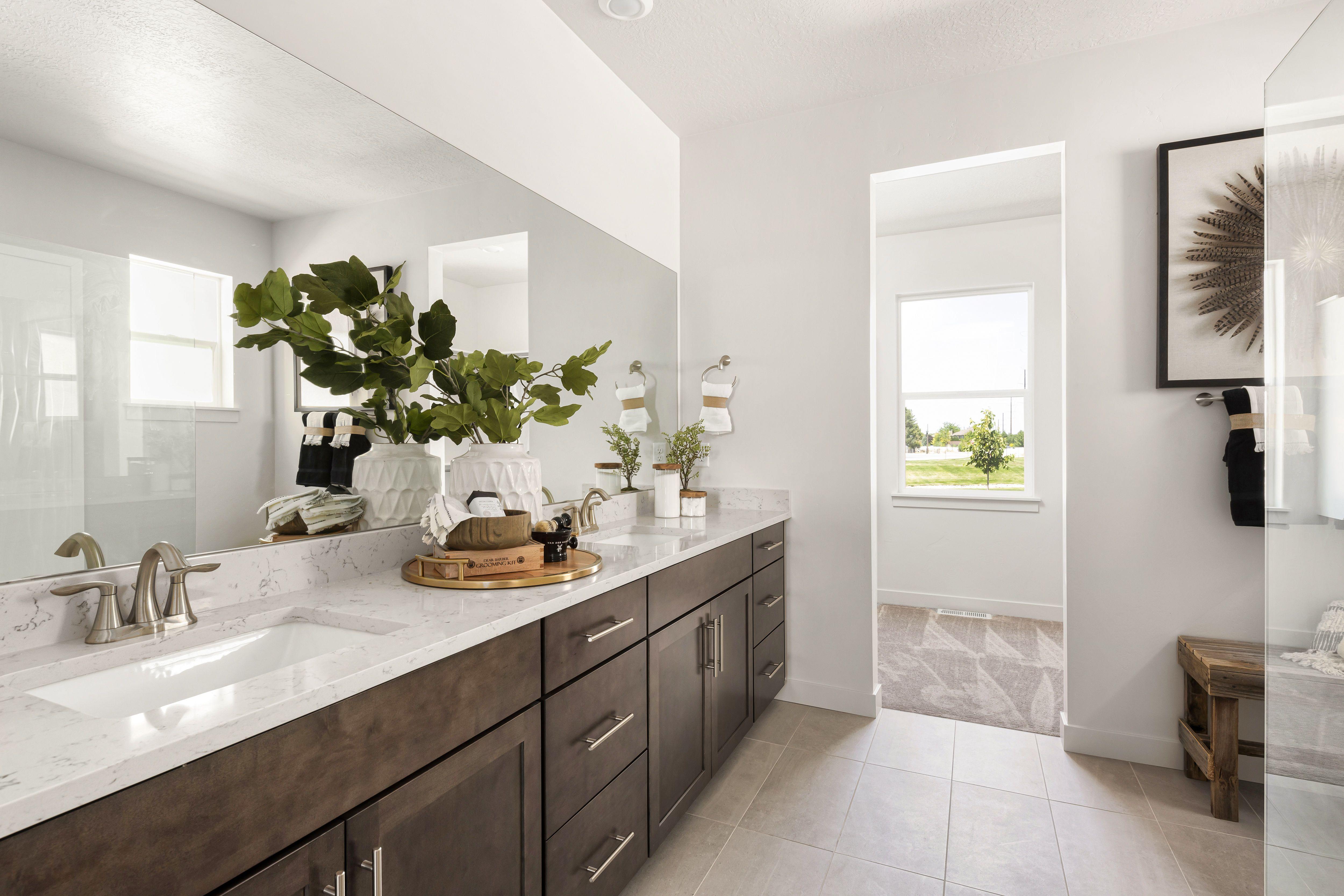 Sun Valley Spa Like Bathrooms Bathroom Vanity [ 3335 x 5000 Pixel ]