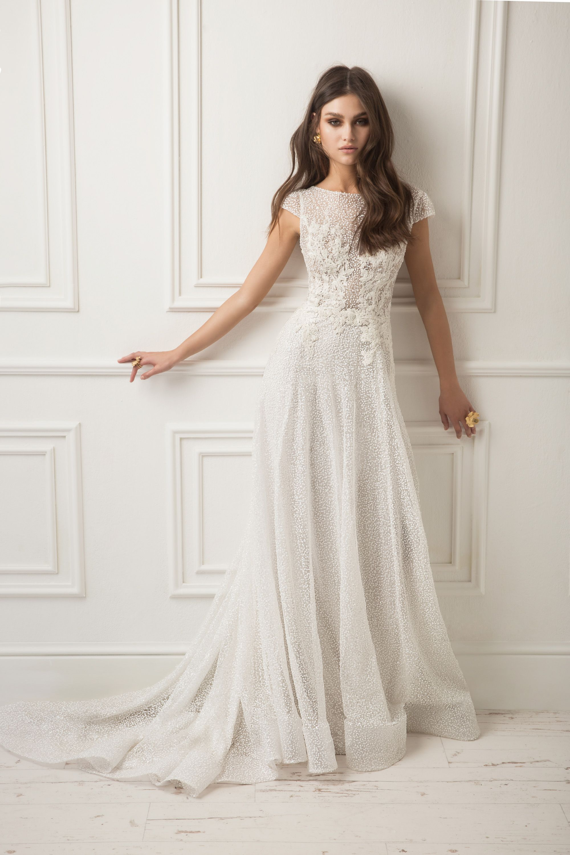 526a6b86514 Elodie - Dreams Collection by Lihi Hod available at The Bridal Atelier