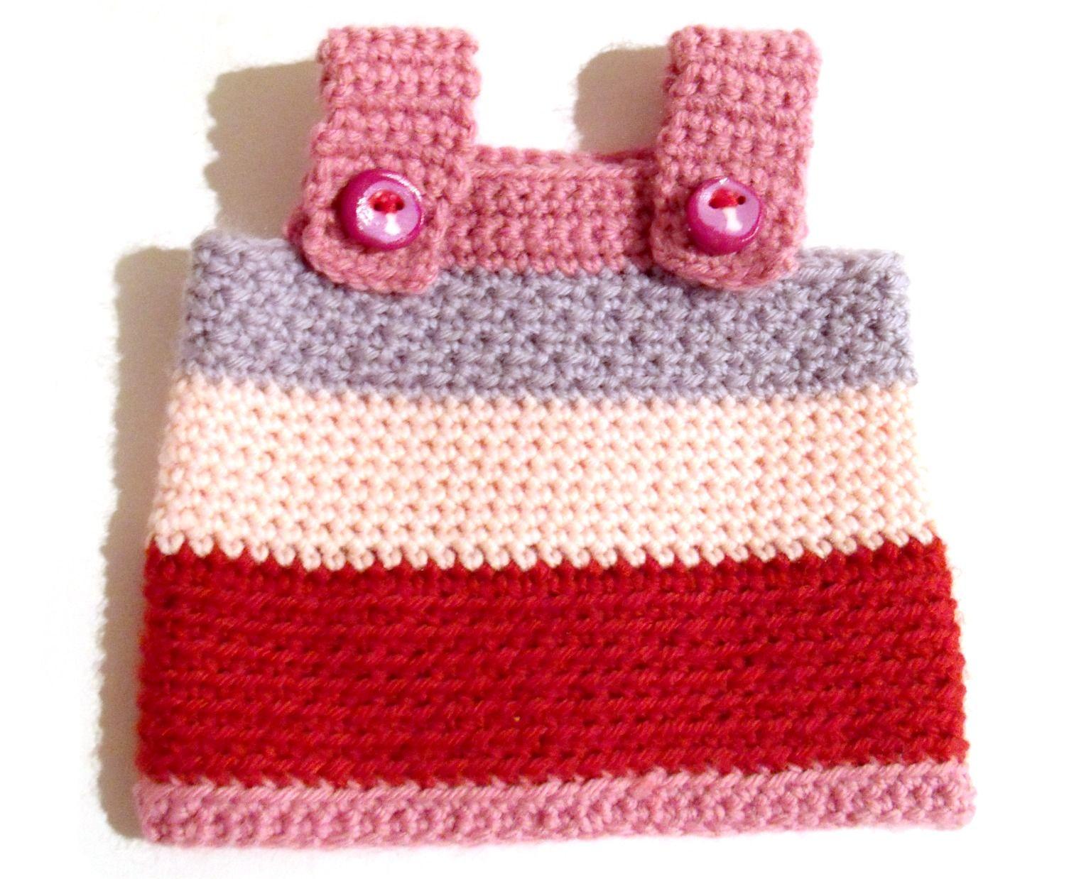 Doll Vest Crochet Pattern   super churris!!   Pinterest   Muñecas