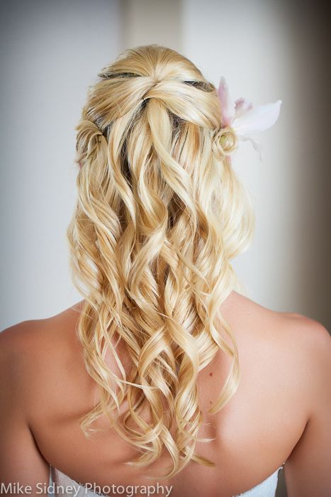 Maui wedding hair / www.mikesidney.com | Maui Wedding Hair ...