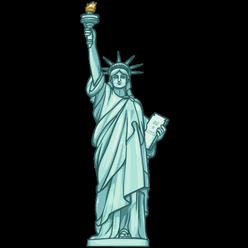 Statue Of Liberty Png Image Tatuaje Estatua De La Libertad Estatua De La Libertad Estatuas