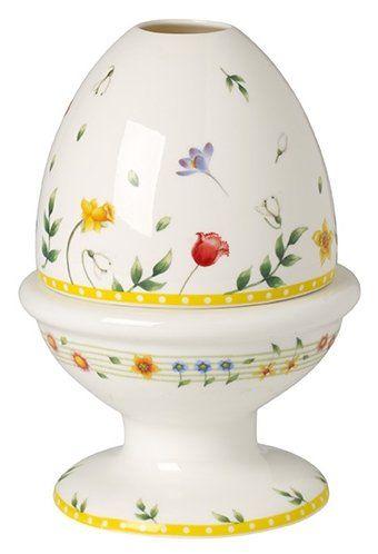 Villeroy U0026 Boch 1486445446 Spring Fantasy Windlicht 15 Cm Osterdeko,  Osterhase, Tischdeko Ostern Dekoration