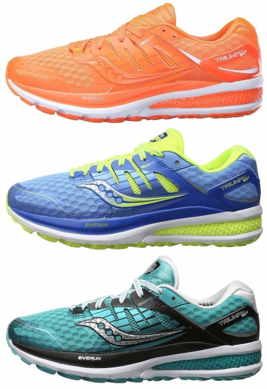 8cdb023600 Womens Saucony Triumph Iso 2 Running Shoes Neutral Support ...
