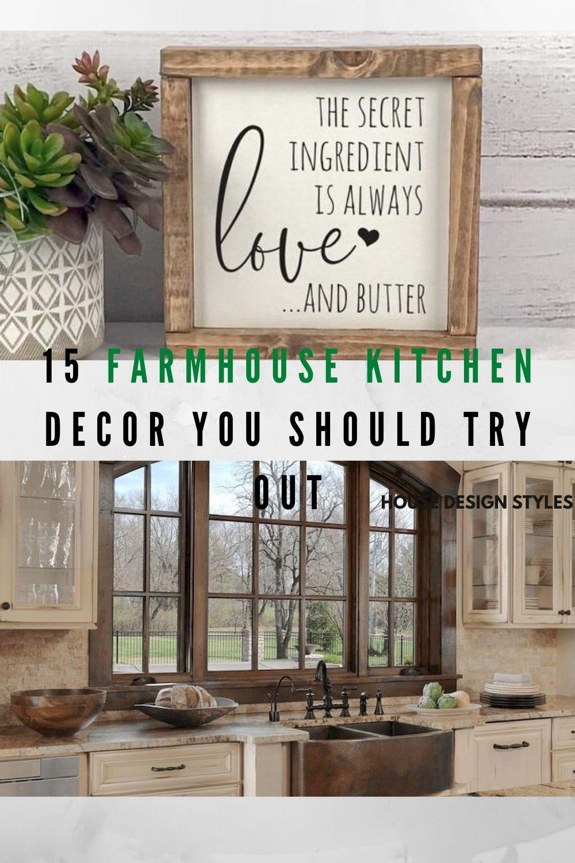 Farmhouse Kitchen Decoration Ideas Farmhouse Kitchen Decor Rustic Americana Decor Yellow Kitchen Decor