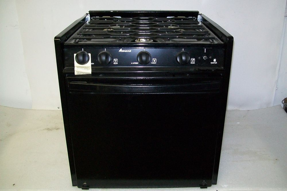 22 Quot Amana Rv 3 Burner Stove Oven Range Camper Magic Chef