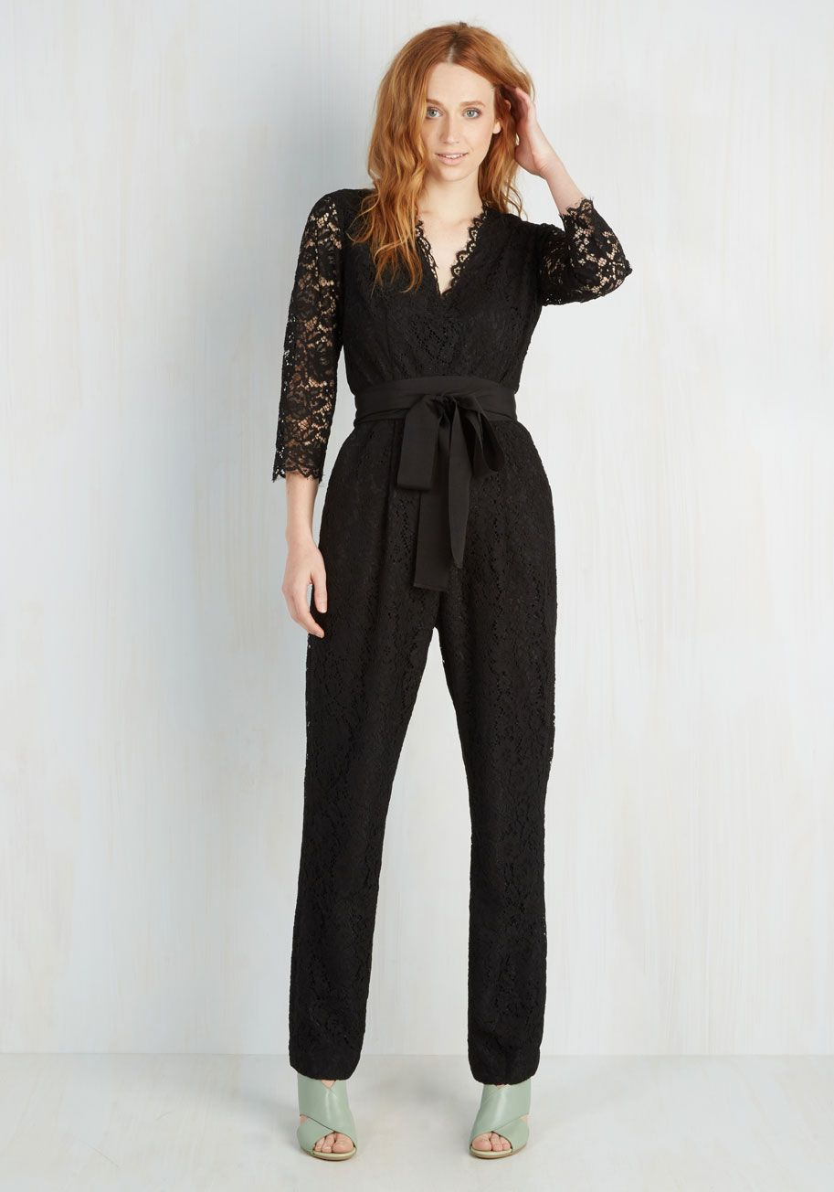 4302bfe2c5c Savoir Fearless Jumpsuit. Executing the most fab ensembles comes ...