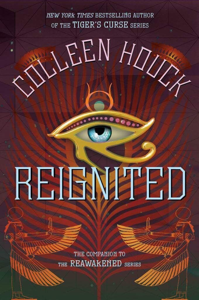 Reignited by Colleen Houck. 2017 BooksYoung Adult ...