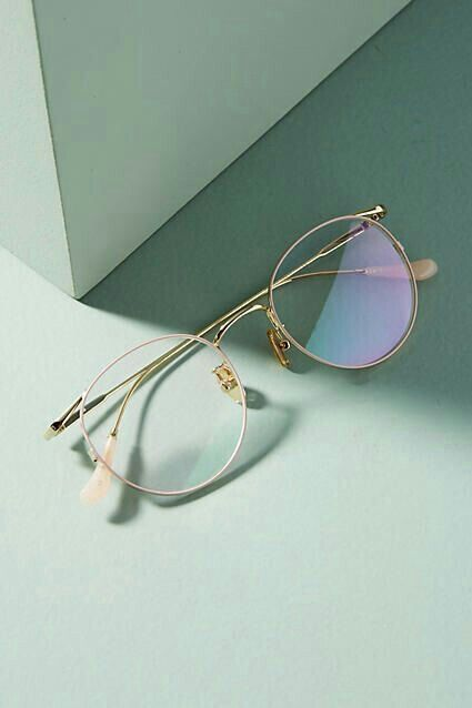 Retro Round Frame Non-Prescription Optical Glasses Clear Lens Women Hot Glasses  | eBay