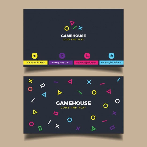 Browse Business Card Design Templates Business Card Software Business Card Template Design Business Card Typography