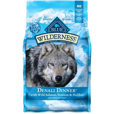 Blue Buffalo Wilderness Denali Dinner High Protein Grain Free