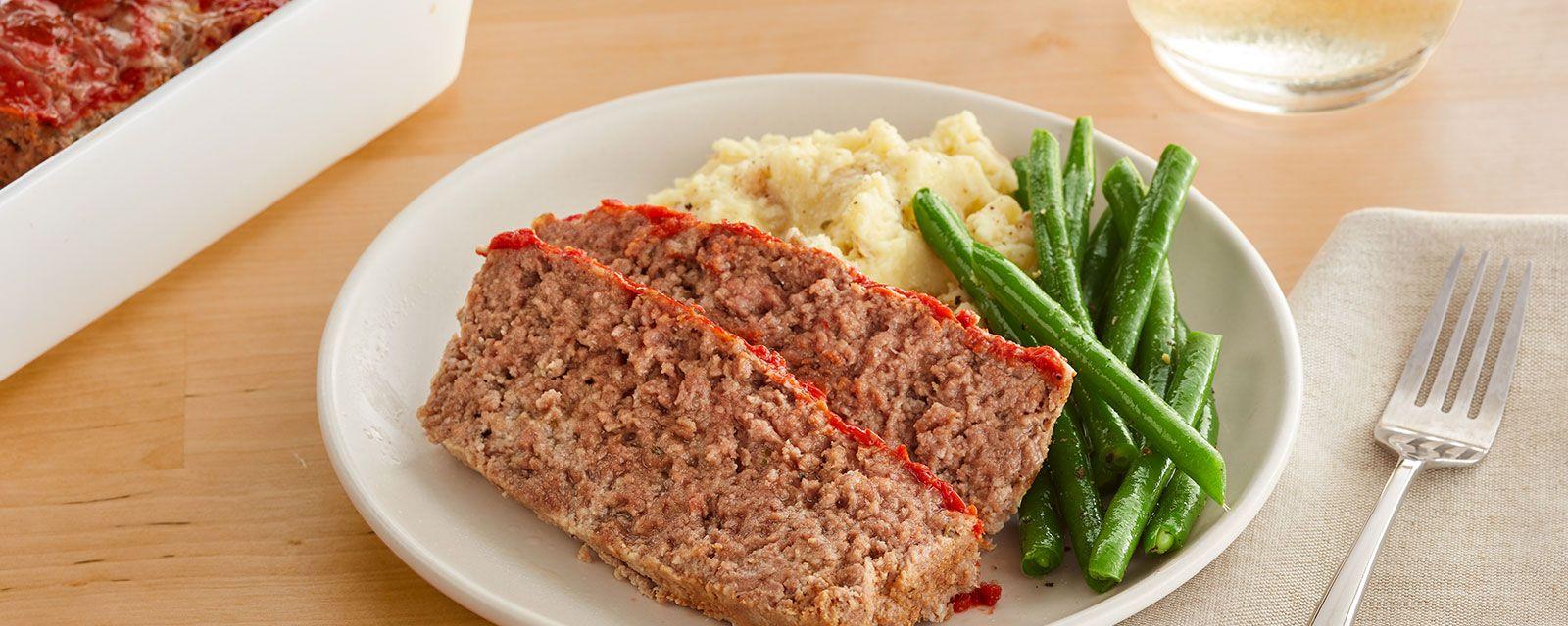 Keto Meatloaf Recipe Hidden Valley Ranch Recipe Recipes Keto Recipes Dinner Meatloaf
