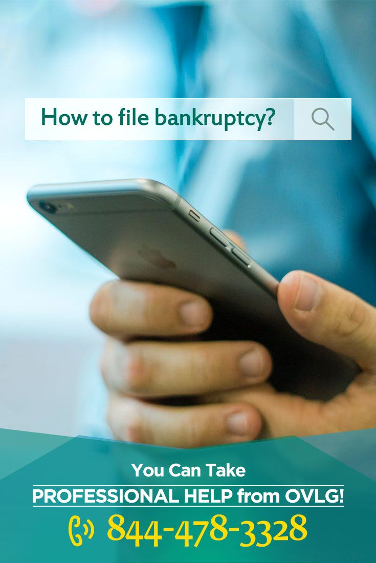 Bankruptcy filing when and why should you file chapter 7