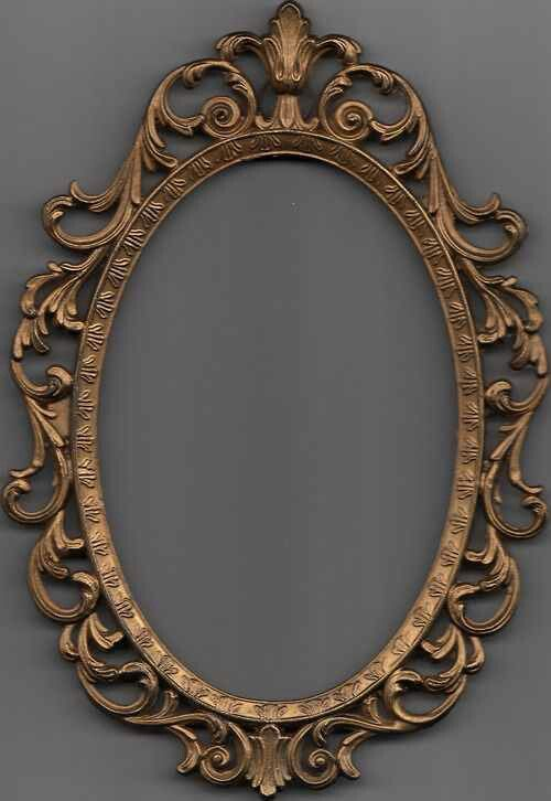 Mirror Frame Ideas Vintage Tattoo Picture Tattoos Victorian