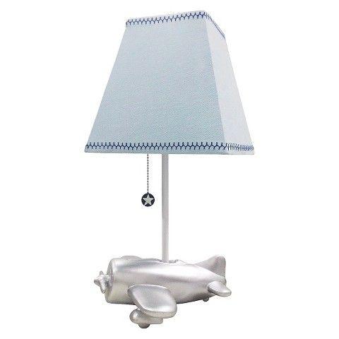 Circo Lamp Airplane Table