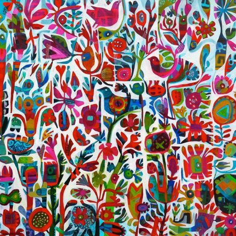 Friday Finds Este Macleod Artist Art Painting Modern Oil