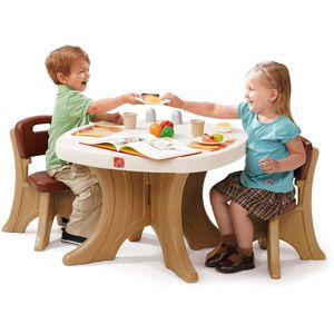 Home Table And Chair Sets Toddler Play Furniture Kid Table