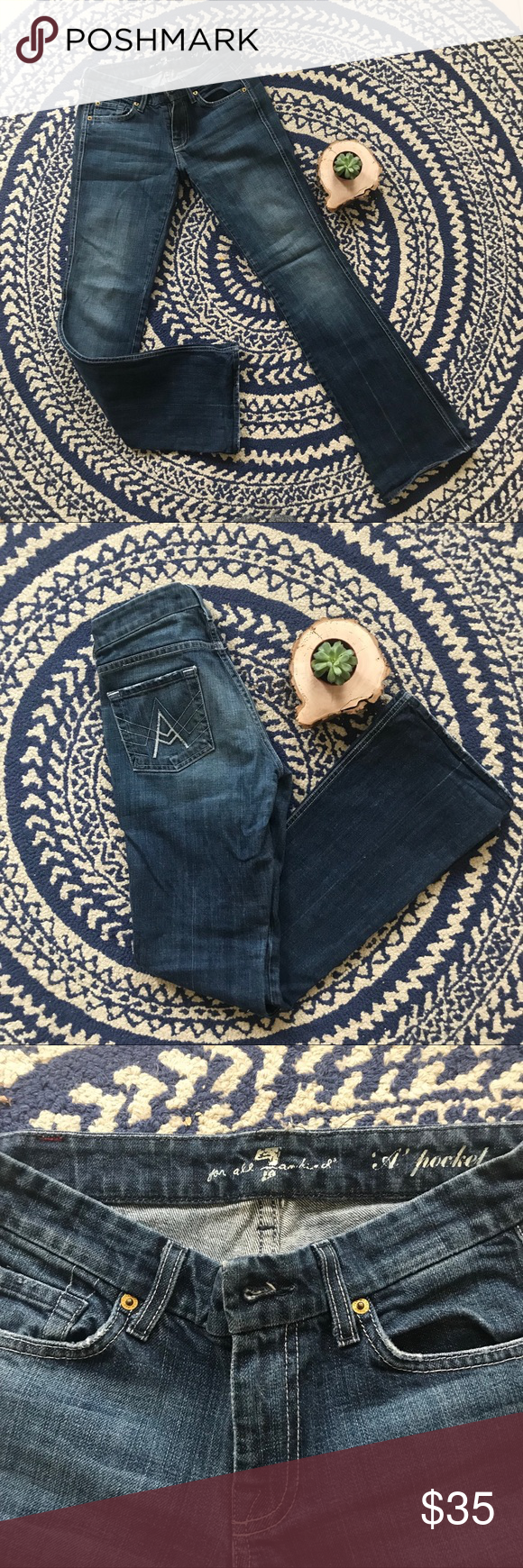 for all mankind a pocket jeans in my posh picks pinterest