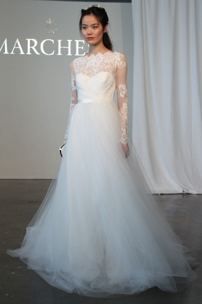Marchesa Bridal Spring 2015 | Marchesa bridal, Fashion images and ...