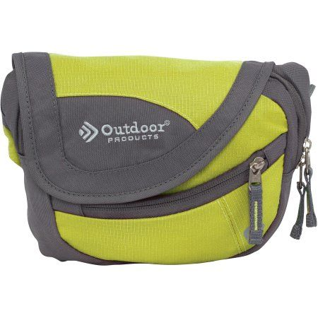 Outdoor Products Marilyn Waist Pack Sling, Green